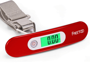 Selon les tests du fabricant, ce dynamomètre est de taille petite et facilement transportable.