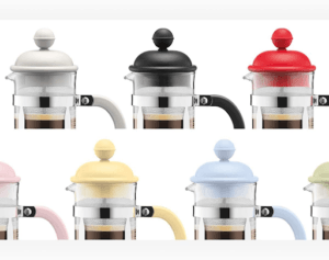 la cafetière à piston vous propose une solution rapide et facile pour vous préparer votre café
