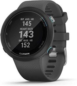 Showcase de la montre connectée Garmin Swim 2.