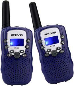 Il existe deux grands types de talkies-walkies aujourd'hui