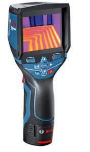 Les modèles de caméras thermiques varient énormément sur le marché