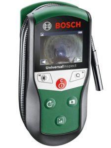 La caméra thermique détecte les sources chaudes et les sources froides