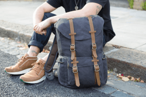 Ce sac à dos femme en toile, avec son design élégant et vintage va vous charmer à coup sur !