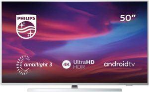 Cette smart tv 50 pouces fonctionne sous Android