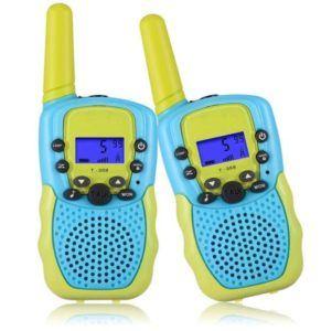 Le talkie-walkie doit être choisi tout d'abord en fonction de votre utilisation