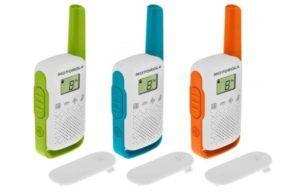 Le talkie-walkie peut vous servir en randonnée en montage ou en forêt
