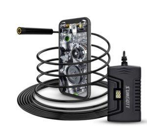 La caméra thermique vous sera très utile pour détecter un problème d'isolation chez vous