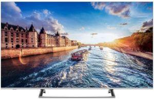 Une incroyable qualité d'image pour cette tv 50 pouces 4K