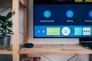 Une smart tv 40 pouces peut accueillir vos applications