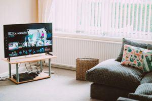 Une tv 50 pouces offre un grand confort visuel