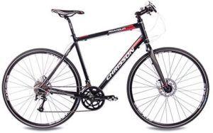 Un vélo robuste capable de rouler sur toutes les routes