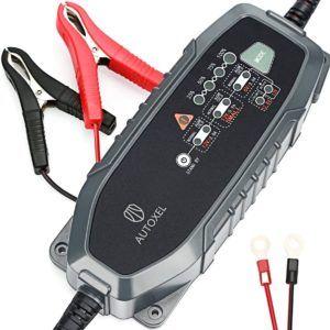 Chargeur intelligent 6V/12V 3.8A avec compassion automatique de la température