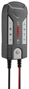Bosch C3 chargeur de batterie automatique 6 – 12V / 3.8A