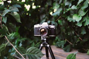 les trépieds ne sont plus réservés aux caméras professionnelles !