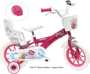 Idéal pour apprendre les petits de 1 à 3 ans à faire du vélo.