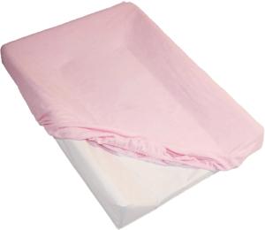 La housse matelas à langer permet de faire respirer la peau de votre bébé pendant que vous le changer.