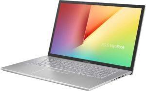 Ce pc portable 17 pouces n'est pas sans rappeler un certain MacBook.