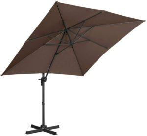 Parasol de protection contre les rayons de soleil.