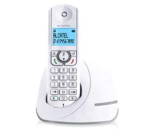 Le téléphone sans fil est un accessoire essentiel chez soi ou au bureau.