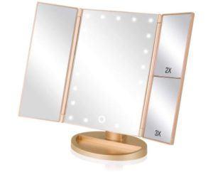 Le choix d'un miroir à maquillage n'est pas anodin car les modèles varient énormément.