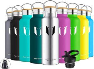 Que vous soyez plutôt thé ou café, vous apprécierez le thermos !