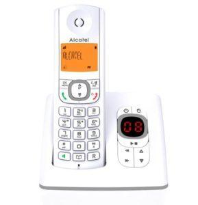 Le téléphone sans fil est parfait pour téléphoner ou recevoir des appels tout en vous déplacant.