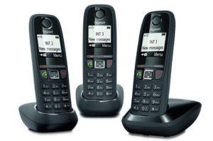 Le téléphone sans fil doit être choisi tout d'abord en fonction de votre utilisation.