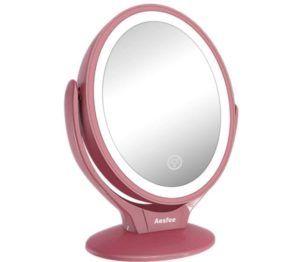 Le modèle de miroir à maquillage doit être choisie tout d'abord en fonction de votre utilisation.