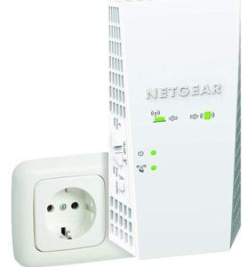 Le connecte de votre amplificateur wifi doit être assez performante pour votre usage