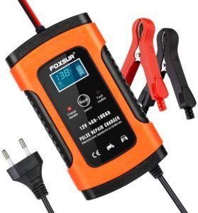 Chargeur de batterie voiture 12V 5A