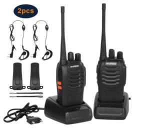 Les talkies-walkies numériques sont destinés surtout aux professionnels