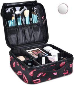 Sac de transport extra large pour outils de maquillage
