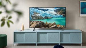 Avec la TV 4K, vous pouvez accéder facilement à vos applications de streaming vidéo favorites !