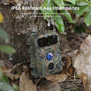 Caméra de chasse étanche IP66