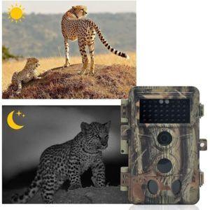 Caméra multifonctions utilisable en tout temps.