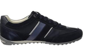 Chaussure avec une membrane respirante et imperméable