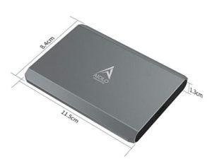 Il existe trois grands modèles de disques durs externes pour PS4 aujourd'hui.