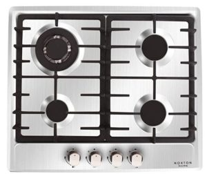 La plaque de cuisson à gaz est très utilisée chez les Français.