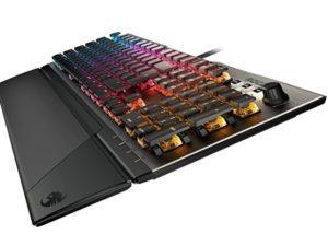 Le clavier vous offrira un jeu de qualité et confortable