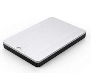 Le disque dur externe pour PS4 HSSD est le compromis idéal entre un modèle HDD et SSD.
