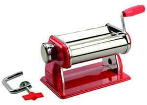 Quoi de mieux que d'avoir une bonne machine à pâtes chez soi ?