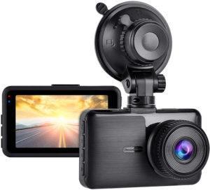 Un modèle de dashcam plus simple, pour un meilleur prix