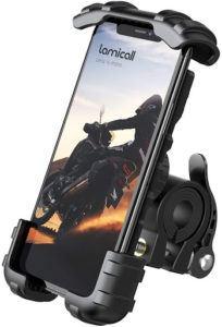 Un support téléphone moto à la solidité irréprochable