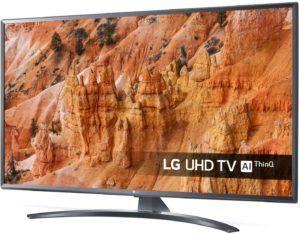 Vous pouvez connecter vos appareils électroniques sur votre TV 4K.