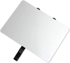 pavé numérique pour la commande d'un ordinateur MacBook.