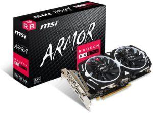 8 Go de RAM pour cette carte graphique AMD