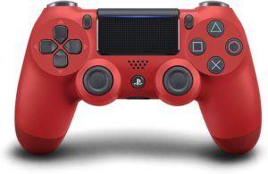 La manette PS4 officielle propose plusieurs choix de couleurs