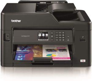 Cette imprimante AirPrint donne d'excellent résultats sur les impressions en couleurs