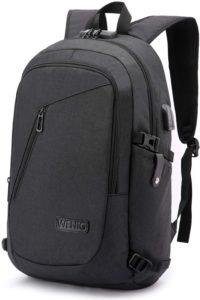 Ce sac à dos voyage a une forme ergonomique