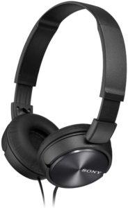 L'un des casques les plus simple parmi les écouteurs Sony